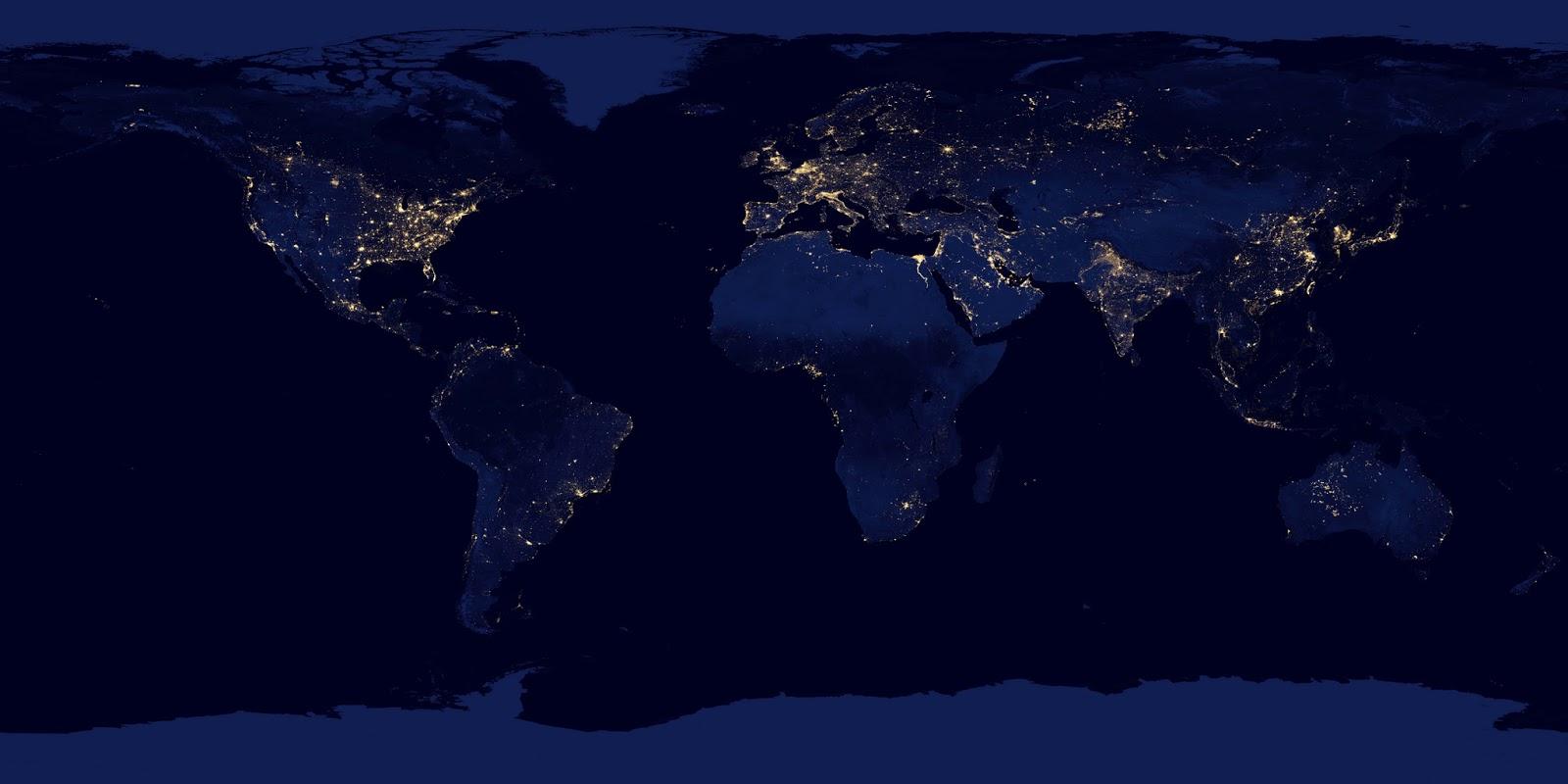 mundo de noche: