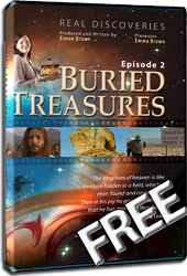 Buried Treasures Episode 2. Join me Emma Brown as we continue walking through the Bible.