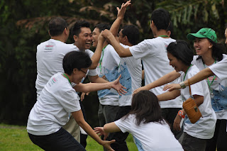 Family Gathering Outbound