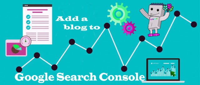 Add Blog to Google Search Console