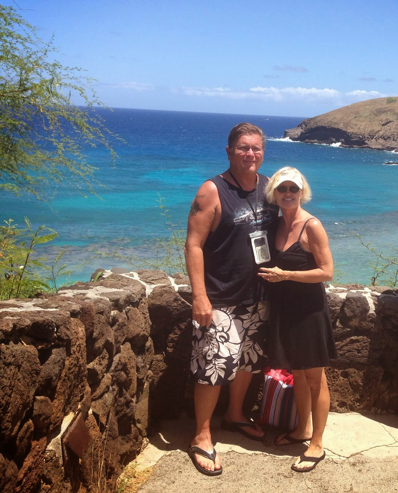 MNM at Hanauma Bay