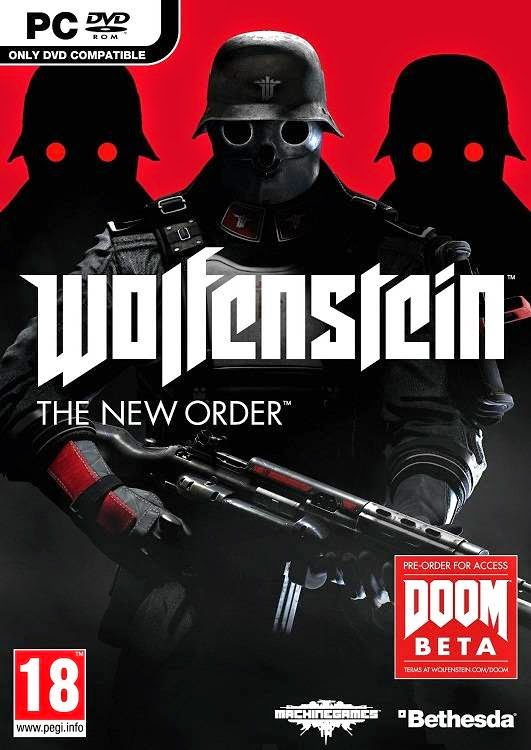 Wolfenstein The New Order PC Game Free Download