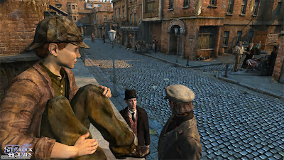 pc game THE TESTAMENT OF SHERLOCK HOLMES