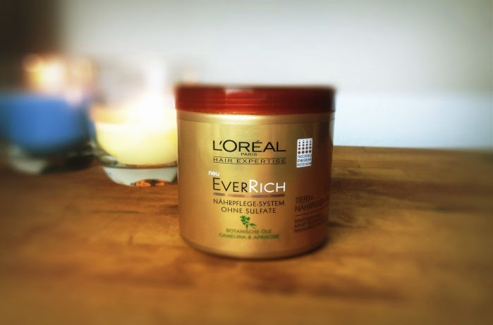 L'oreal Haarkur EverRich