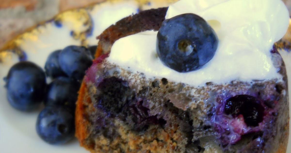 Big Apple Blueberry Loaf Cake