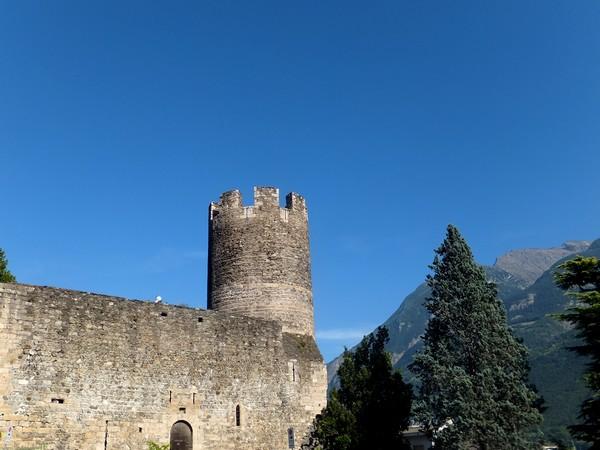 Aoste Aosta Italie tour bramafan