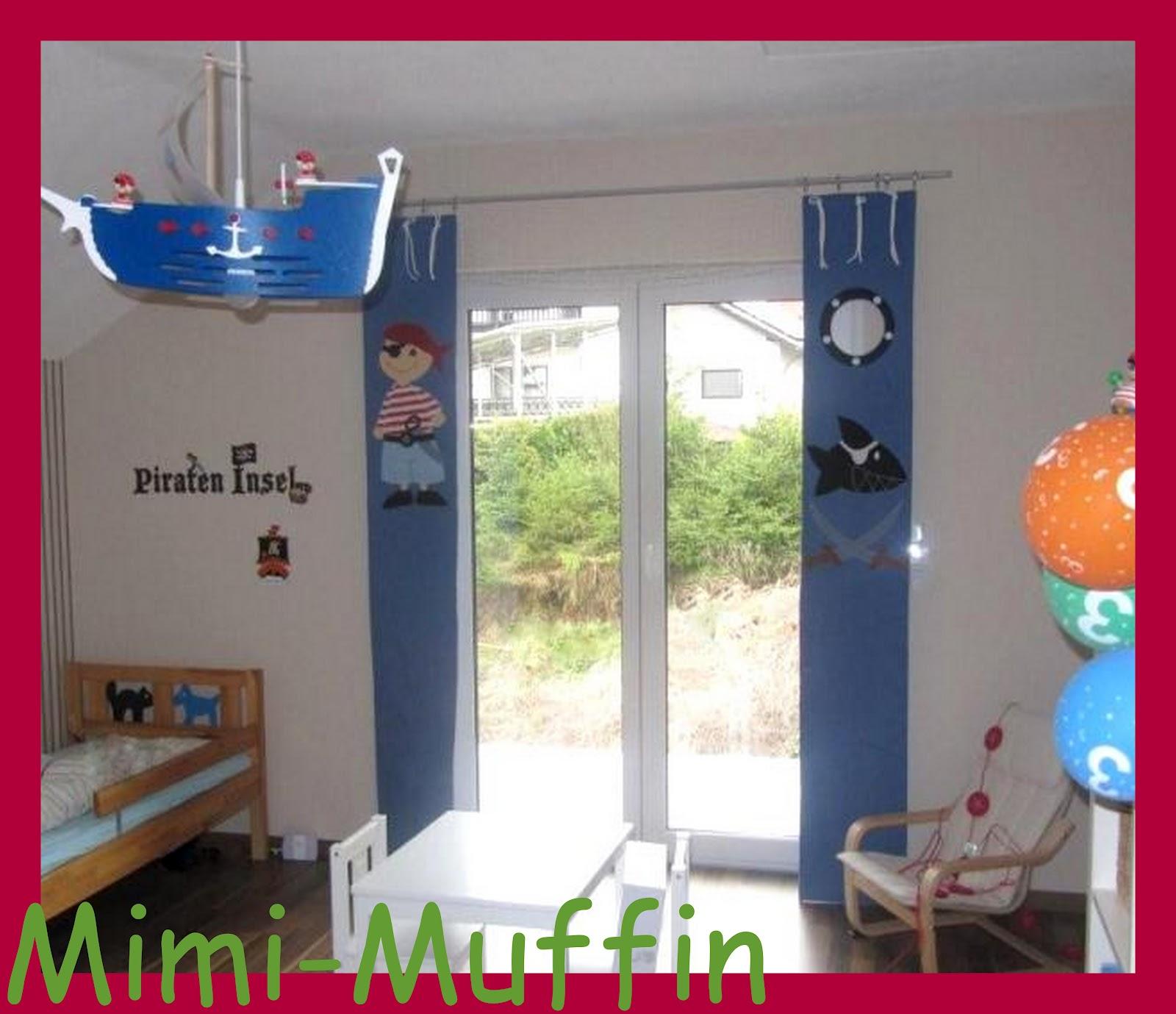 Mimi muffin piratenzimmer die 2te - Piratenzimmer deko ...