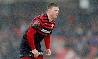 Chris Ashton, Saracens, rugby, Europe, Heineken Cup