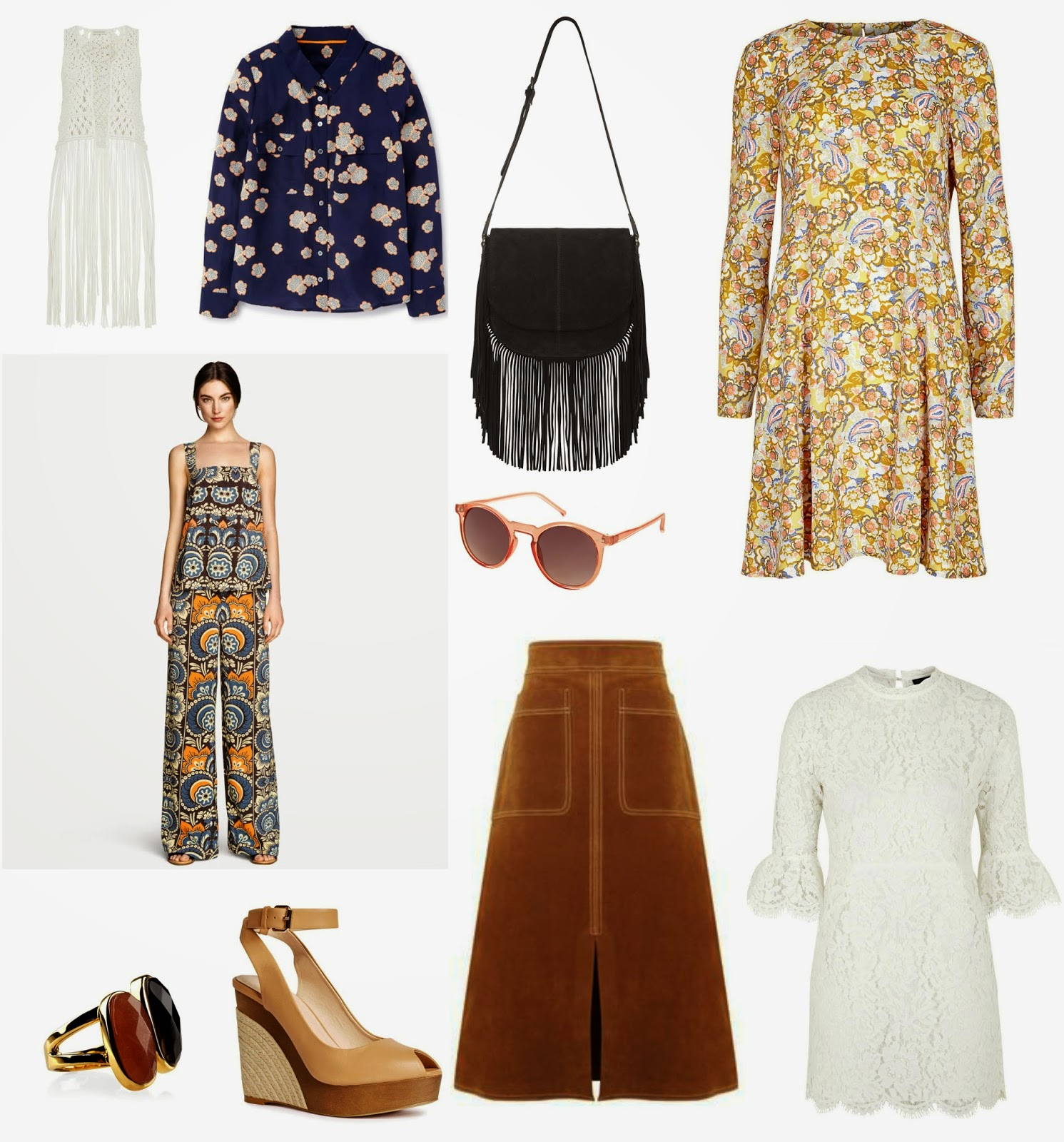 mamasVIB | V. I. BUYS: Mad Men returns and is bang on trend with this seasons 1970's vibe | mad men | 1970 | fashions | retro fashion | 1970 fashion | mad men fashion | style | joan | betty | megan | peggy | mad men women | seventies | marks and spencer side skirt |paisley | a-line skirts | 70's fashion | mamasVIb | stylist | makeup | charlotte tilbury | batiste paisley | no 7 | coachella | H&m | wide trousers | boden | flour shirt | wedges | next | retro shoes | retro fashion | mad men at banana republic | ladie of and men | janie bryant | mamas VIb | fashion tips | stylising | new trends | tom ford | chloe | 1970 | perfume | don draper |