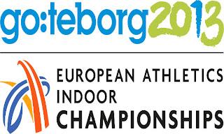 ATLETISMO-Europeo pista cubierta Goteborg 2013