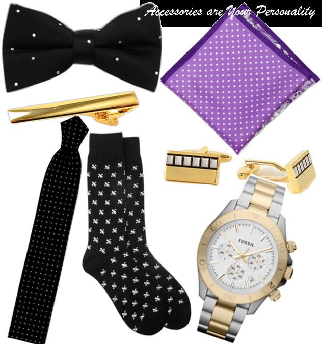 Guys Style Guide to Prom and More - Accessories are Your Personality