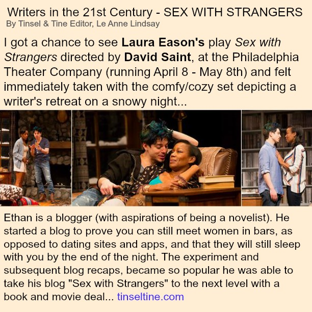 SEX WITH STRANGERS (play)