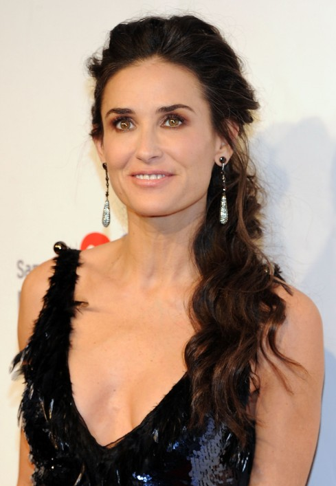 Demi Moore Height, Weight And Body Measurements