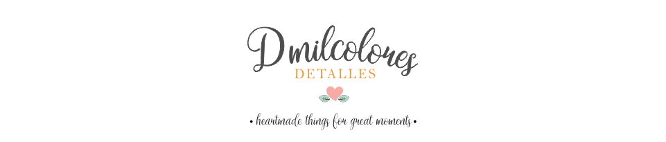 Dmilcolores | Detalles originales y Alfileres de novia
