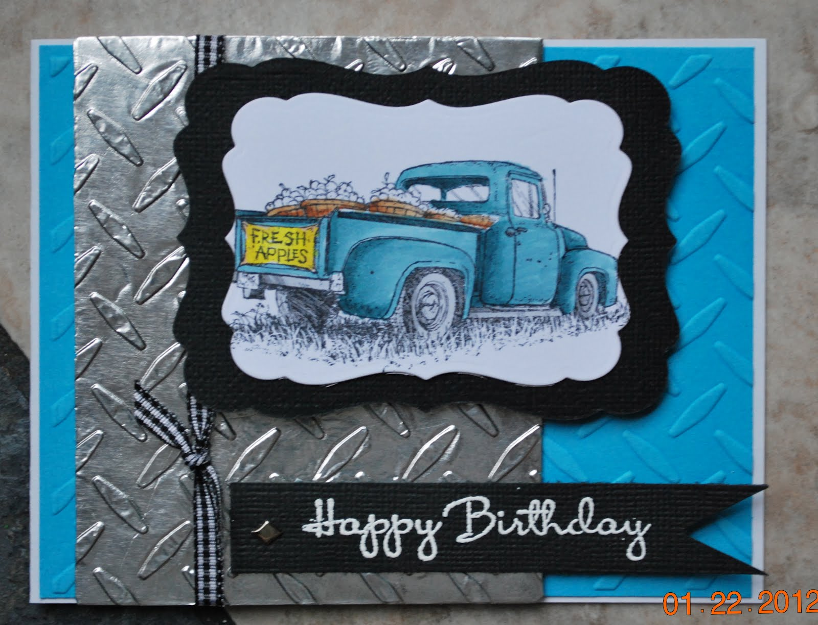 Mommameas Favorite Things Manly Birthday card – Manly Birthday Cards