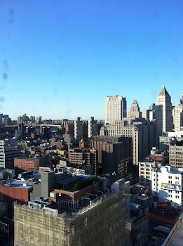 New York hoje a tarde!