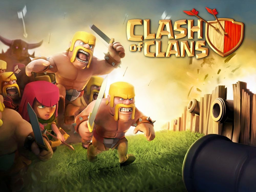 Clash of Clans (COC) 6.407.2 APK Terbaru