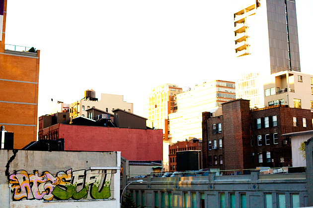 graffiti art nyc