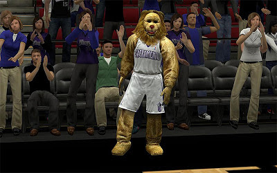 NBA 2K13 Sacramento Kings Mascot Mod