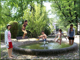 Fontana della rotonda (PD)