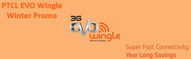 PTCL EVO WINGLE Discount Price