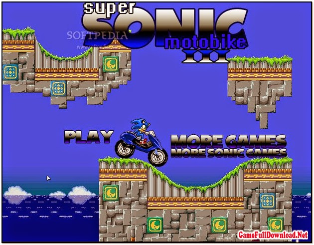 Super Sonic Motorbike 3  Download Car Racing Games for Pc