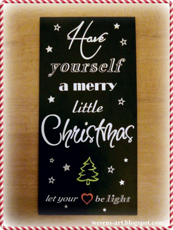 ChristmasTile wesens-art.blogspot.com