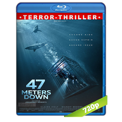 Terror A 47 Metros (2017) BRRip 720p Audio Trial Latino-Castellano-Ingles 5.1