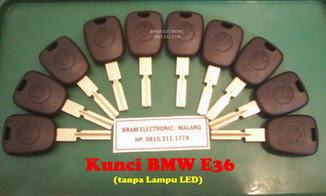 Kunci BMW E36