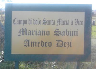 foto campo di volo santa maria a vico