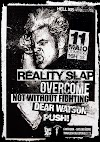 Reality Slap, Overcome, Not Without Fighting, Dear Watson e Push actuam no Cais do Sodré, este domingo