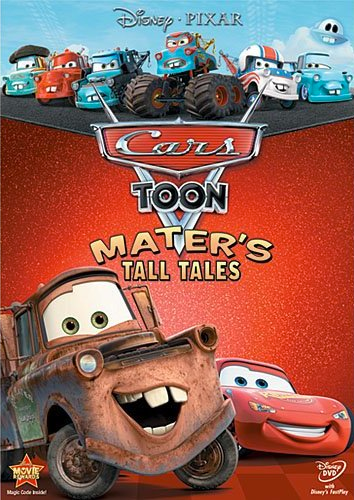 Cars Toon Disparates de Mate (2010) – Latino Online