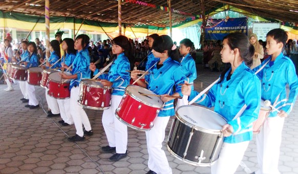 Drum Band SMPN 2 Girimarto