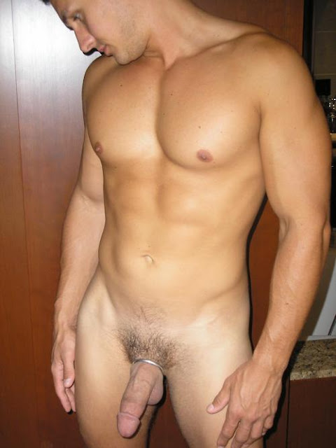 Nude muscle men cock
