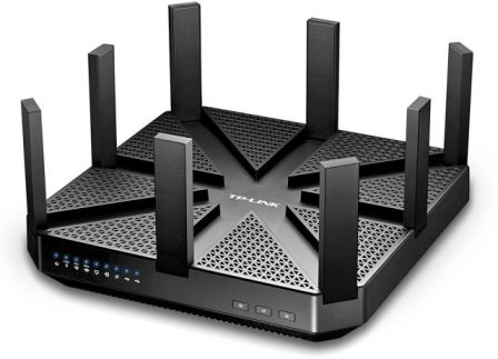TP-Link unveils world's first 802.11ad WiGig router