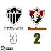 Galo vence Fluminense por 3 a 2 e diminui diferença para 6 pontos