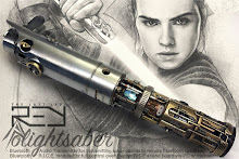 Rey Episode 8 Lightsaber