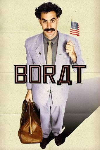 Borat (2006) ταινιες online seires xrysoi greek subs