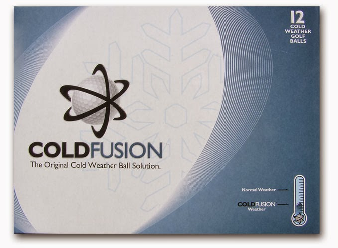 ColdFusion Golf Balls