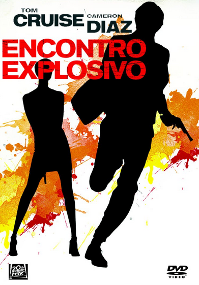 Filme Encontro Explosivo Dublado AVI DVDRip