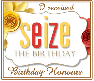 Birthday Honors at Seize the Birthday