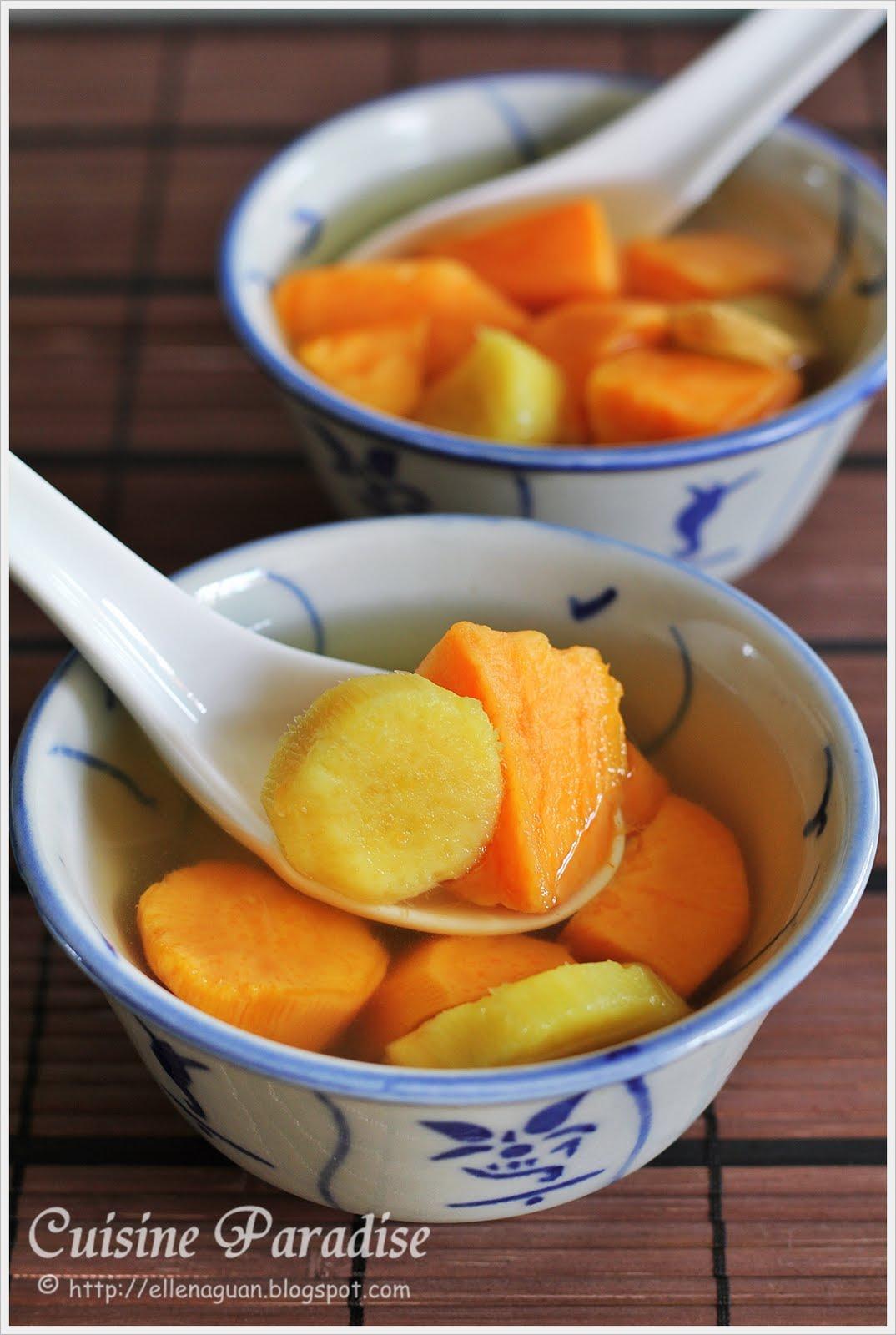 Cuisine paradise singapore food blog recipes reviews for Asian cuisine dessert