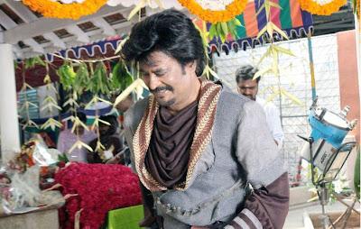 Superstar's Rana film stills