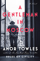 Giveaway - A Gentleman in Moscow