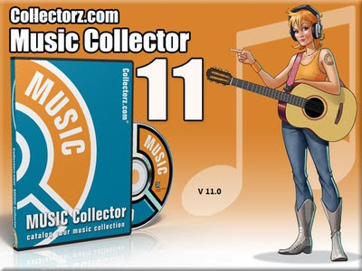 Games, Movies and Softwares: Collectorz.com Music Collector Pro 11.0.7