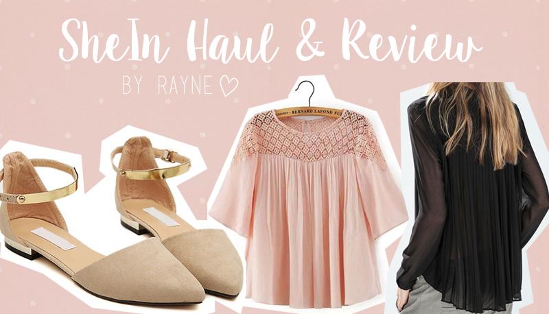 SheIn Haul & Review