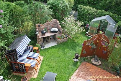 Klicke auf das Bild und du kannst einen Blick in meinen Garten werfen