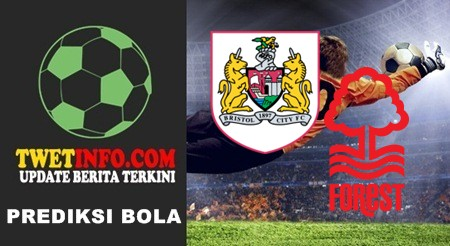 Prediksi Bristol City vs Nottingham Forest