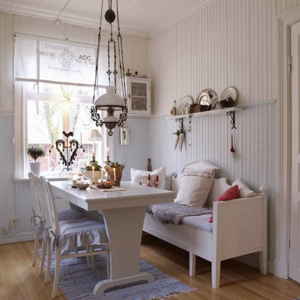 Natale Scandinavo - Home Shabby Home  Arredamento, interior, craft