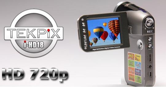 filmadora tekpix Câmera Tekpix Filmadora   preços e onde comprar